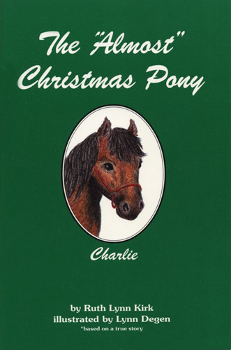 The Almost Christmas Pony cover
