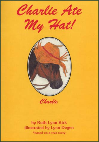 Charlie Ate My Hat book cover