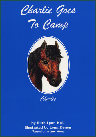 Charlie Goes to Camp Bookcover